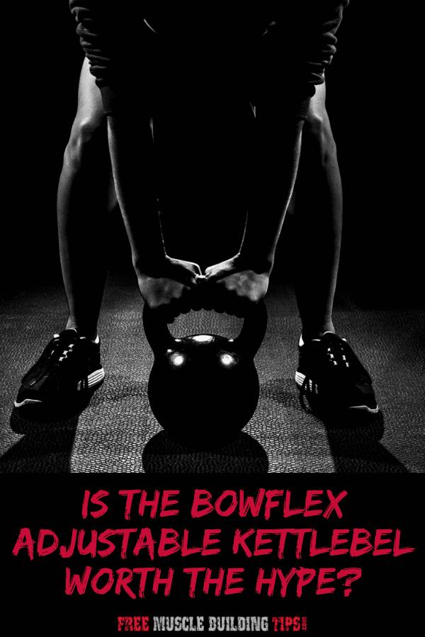 Bowflex Adjustable Kettlebell review