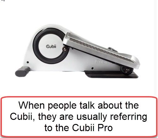 Cubii Pro