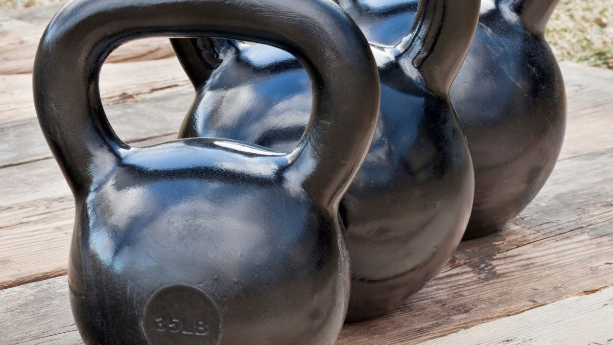 are kettlebells all you need to workout