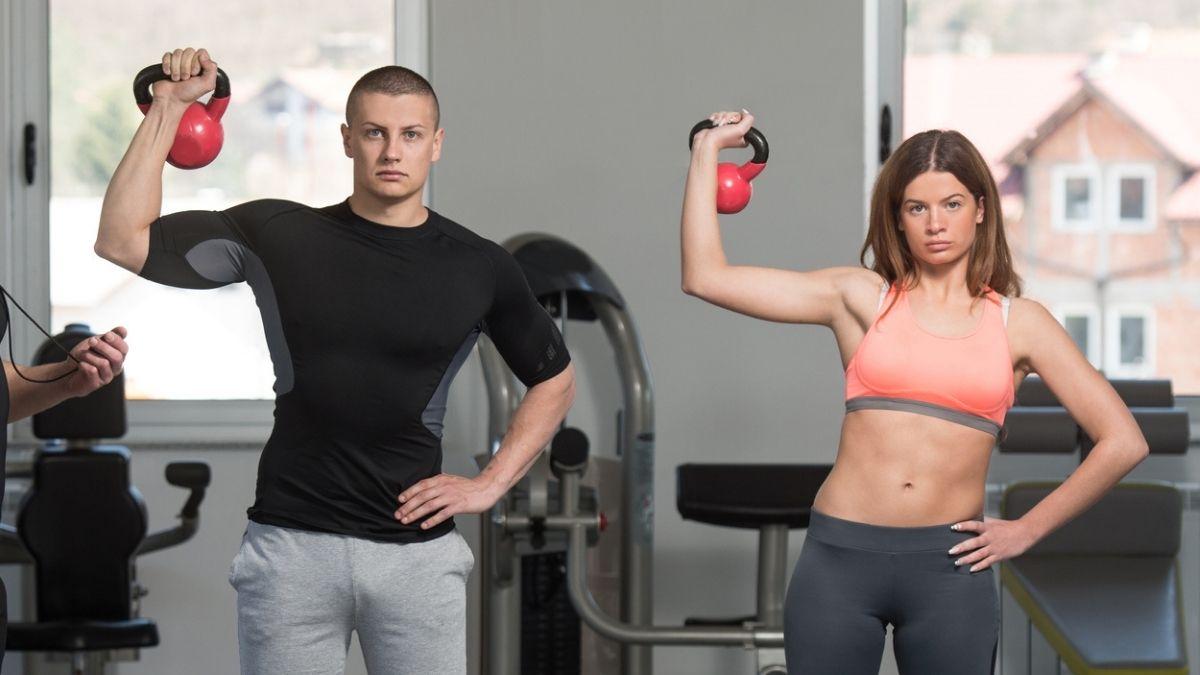 best kettlebell bicep workout