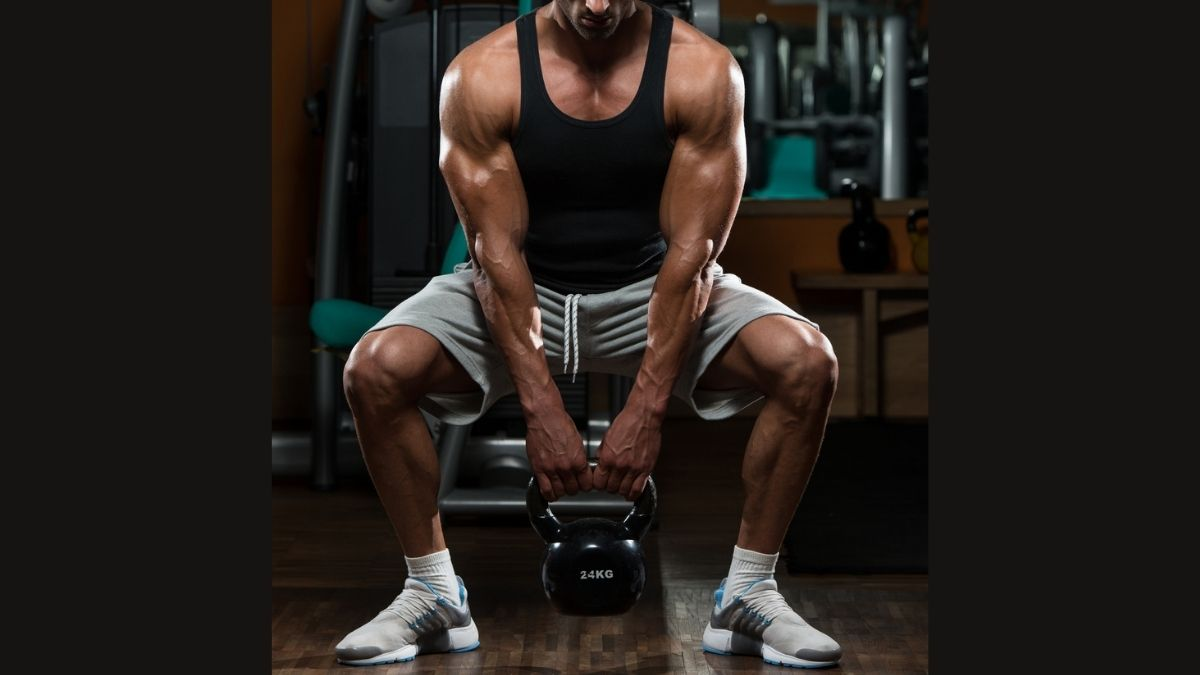 Can kettlebells build muscle