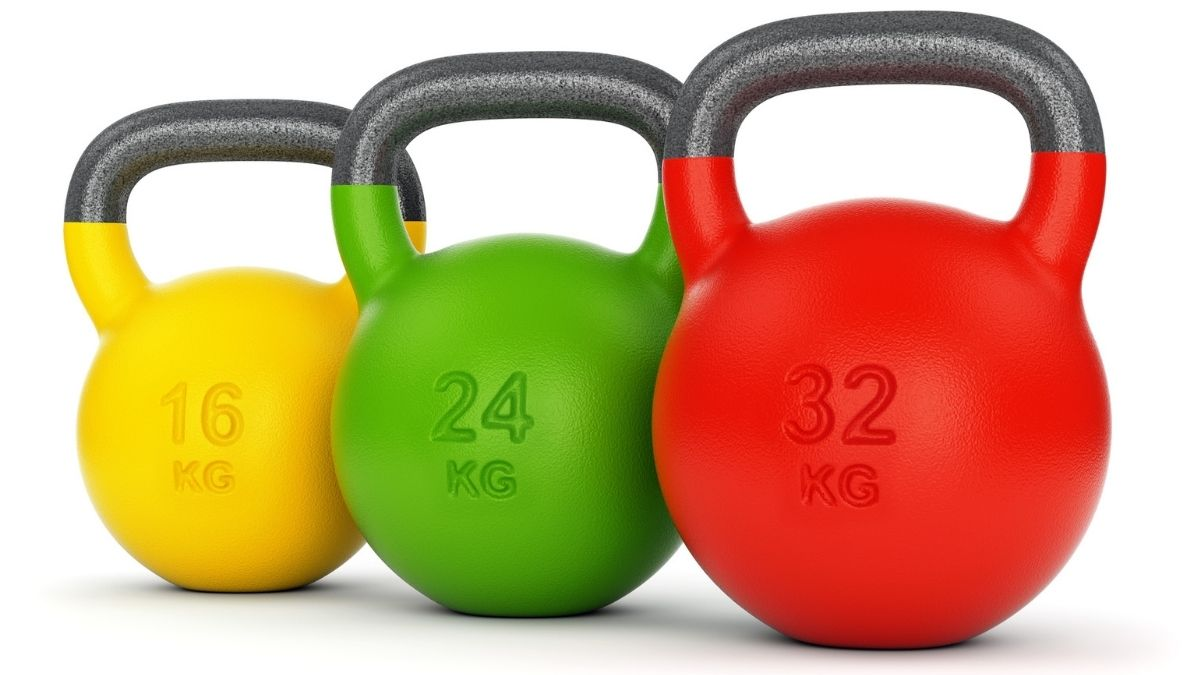what size kettlebell should i buy