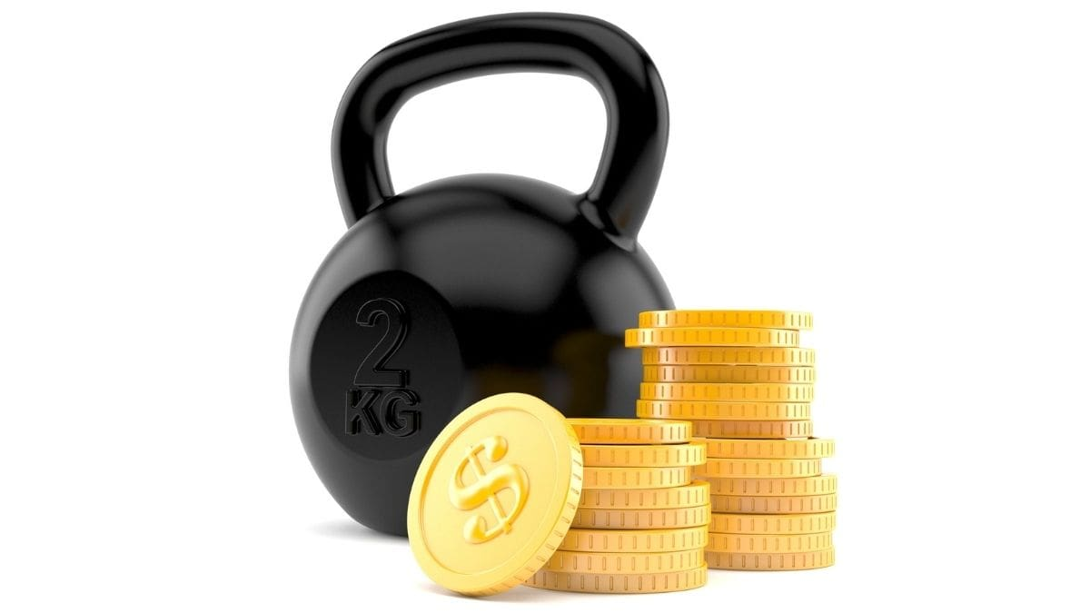 how much are kettlebells