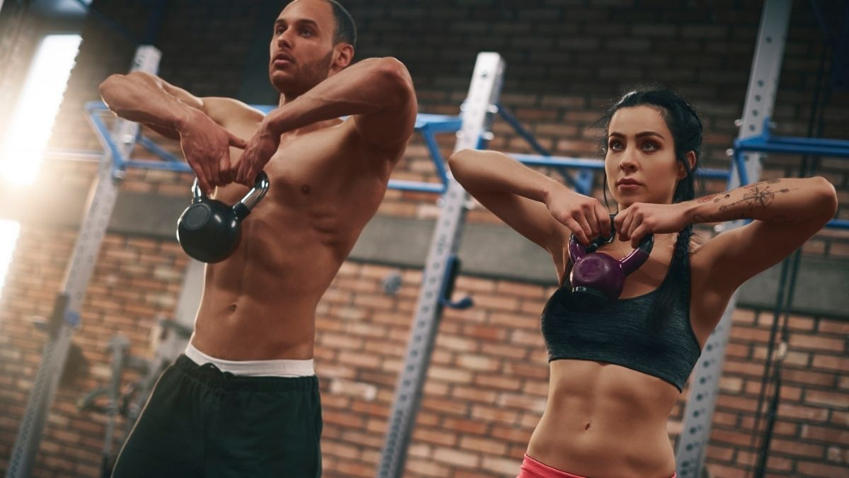 how much weight can you lose with kettlebells