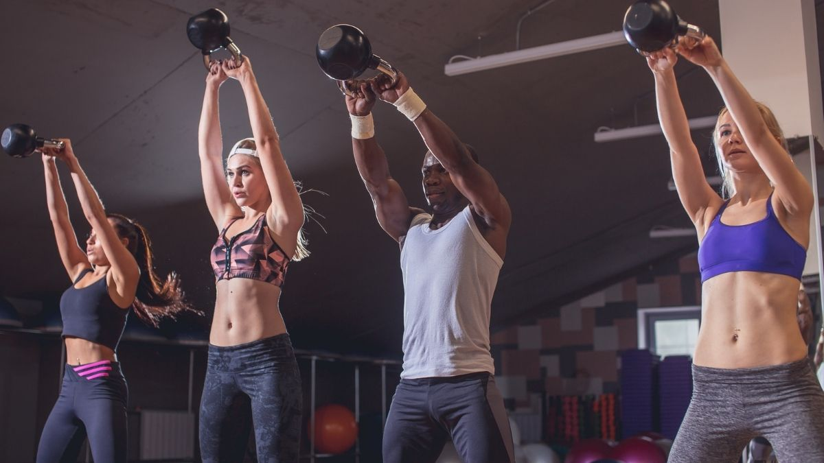 what are kettlebell swings good for