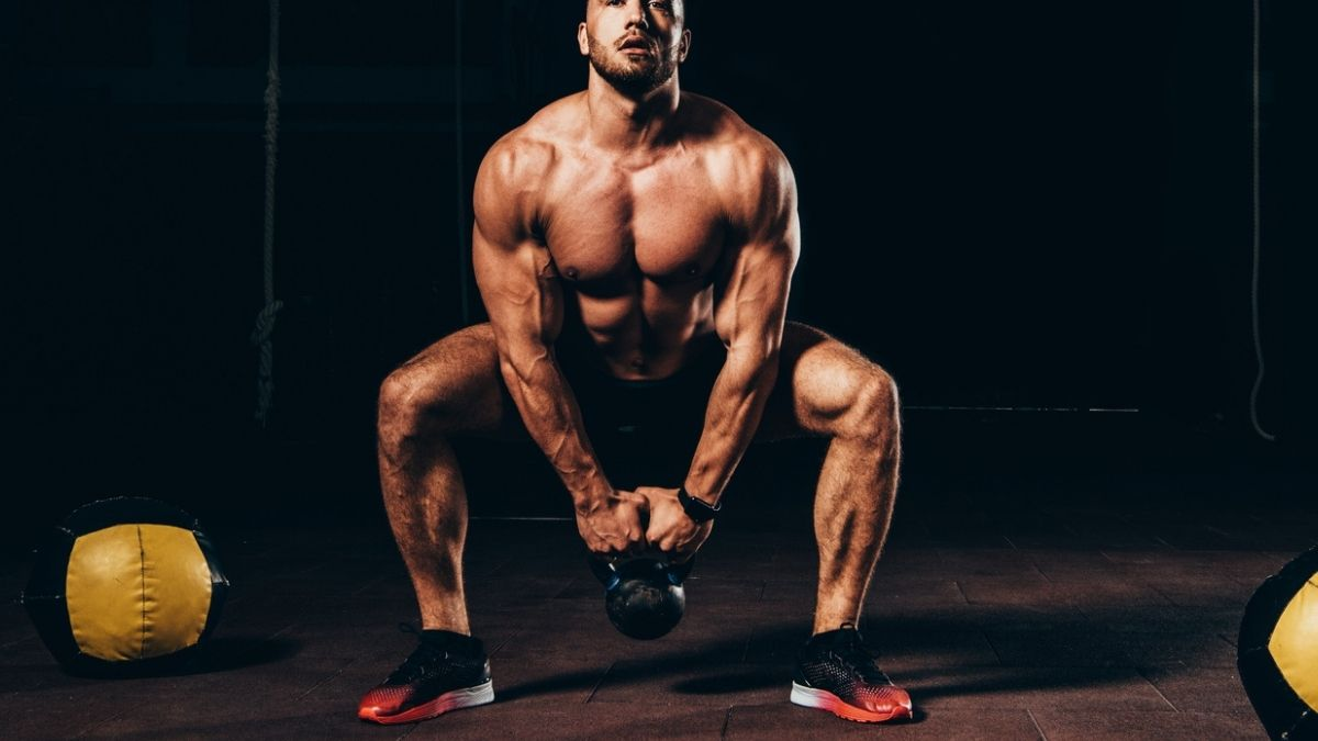 what muscles do kettlebells swings workout