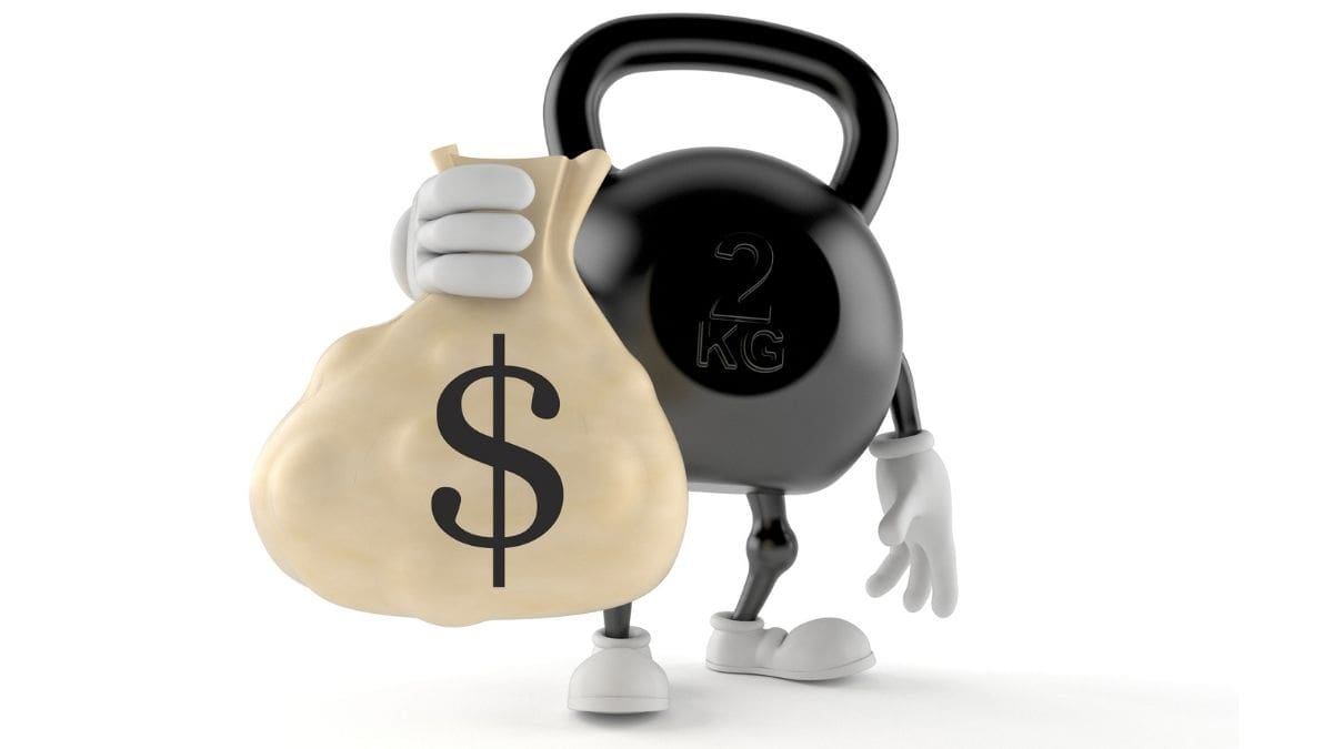 why are kettlebells so expensive